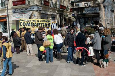 IV Concentración a favor de la Custodia Compartida, en Plaza del Campillo (Granada), día 5 de Mayo a las 11:00 horas.  Granada+IV+concentracion+CC+YA