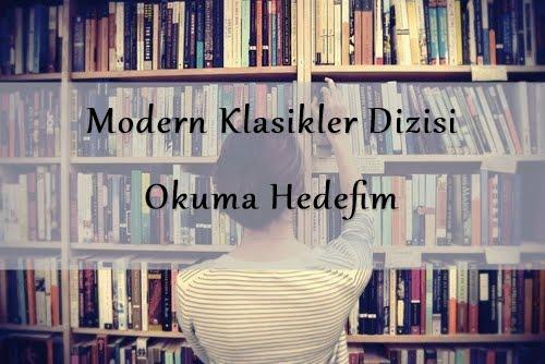 Modern Klasikler Dizisi | Okuma Hedefim