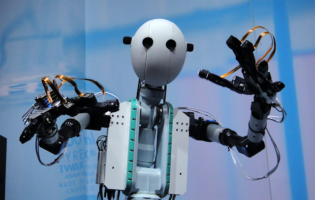 TELESAR V Robot