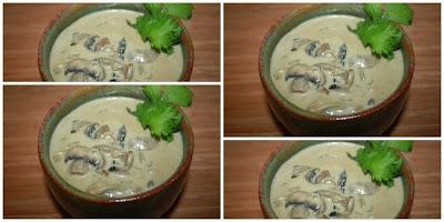 Resep dan cara membuat Krim Sup Jamur yang menyehatkan