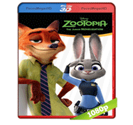 Zootropolis (2016) 3D HOU BRRip 1080p Audio Dual Latino/Ingles 5.1