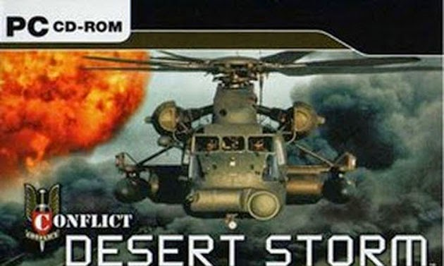 Conflict Desert Storm Download