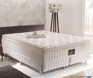Cama Látex Diamond King Koil