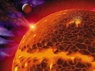কুর'আনে প্রযুক্তি [পর্ব-16] :: প্রচন্ড ধাবমান সূর্যর ভেতরে কি হচ্ছে?