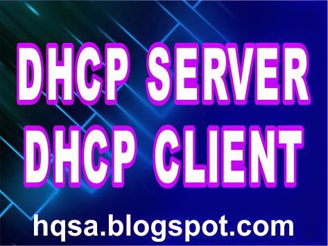 DHCP SERVER CLIENT