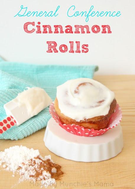 General Conference Cinnamon Rolls & Children's Activities ...