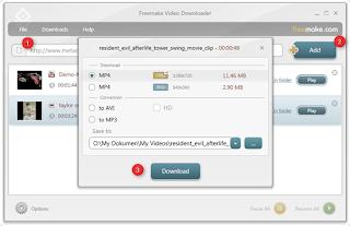 تحميل برنامج Freemake Video Downloader 3.5.3 لتحميل الفيدوهات من مواقع الأنترنت