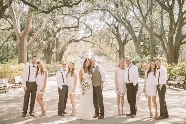 forsyth park wedding, savannah destination weddings, best usa locations for a destination wedding