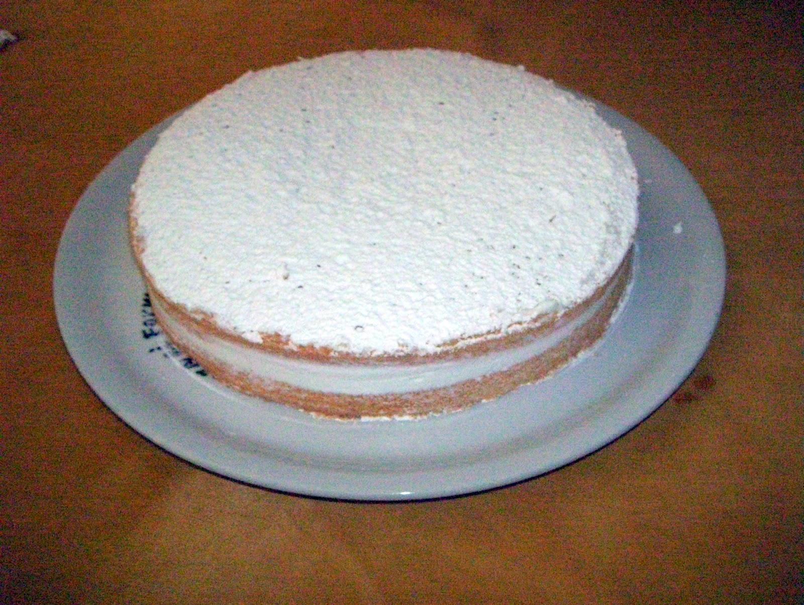 Dolci Da Credenza Torta Paradiso : Pancrostata nisciun è nato mparato. . .: torta paradiso