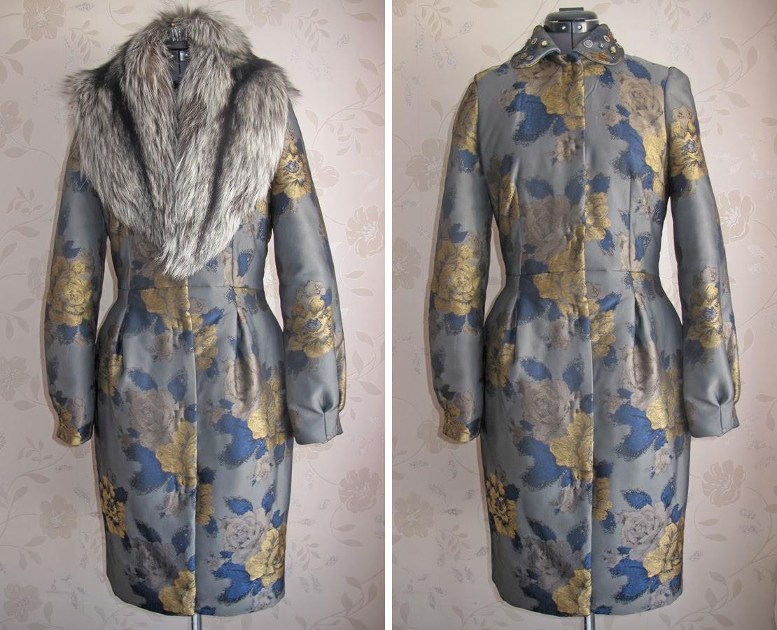 Как утеплить пальто