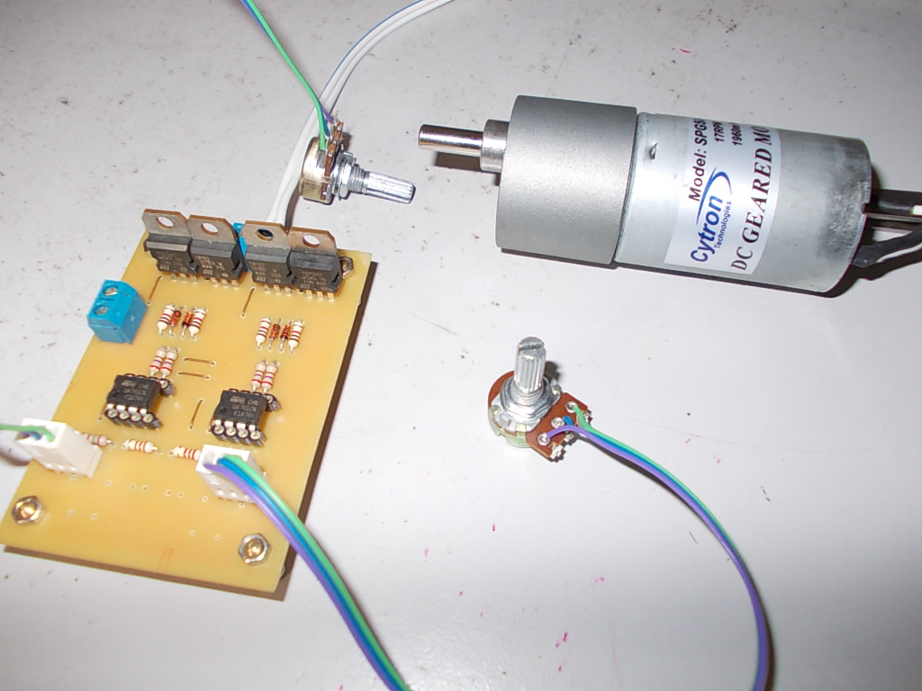 Efficient switching Controller | Single Axis Solar Tracking System ...