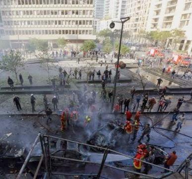 Eks Dubes Lebanon untuk AS Tewas Oleh Bom Mobil