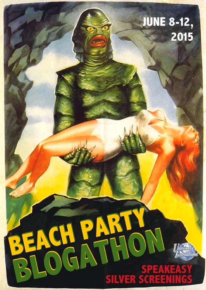 Beach Party Blogathon!
