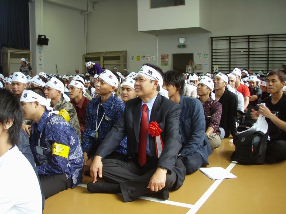 Pelatihan Magang ke Jepang