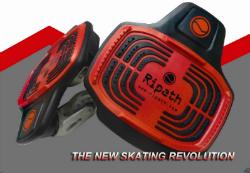 THE NEW SKATING REVOLUTION