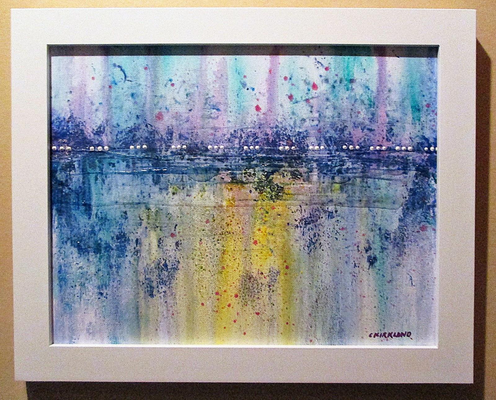 Fine Framing A Canvas Board Motif - Ideas de Marcos - lamegapromo.info
