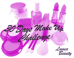 30 Days Make-Up Challenge
