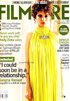 Kangana Ranaut Filmfare India April 2011