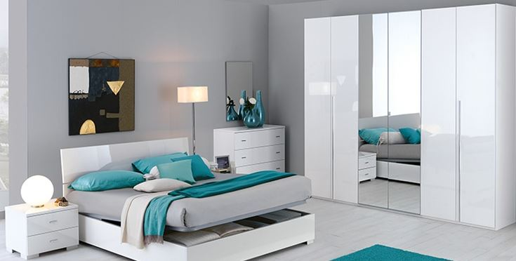 Arredo a modo mio camere da letto complete moderne da - Ikea camere da letto complete ...