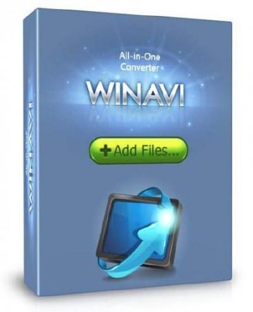 Download WinAVI All-In-One Converter 1.7.0.4734 + Ativação Baixar Grátis