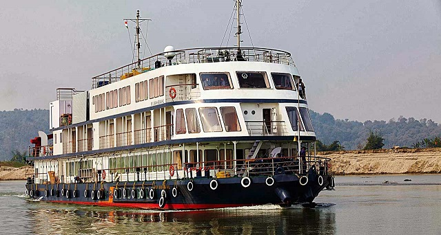 M.V Mahabaahu Cruise