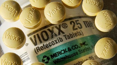 vioxx cox-2 antiinflamatorios efectos secundarios