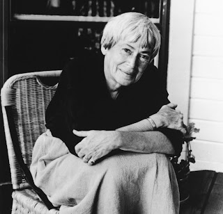 Ursula K. Le Guin On Acedemic Criticism &amp; Philip K. Dick