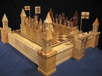 Creative and Unusual Chess Sets (15) 3