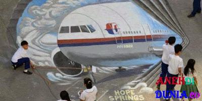 Hilangnya Malaysia Airlines MH370