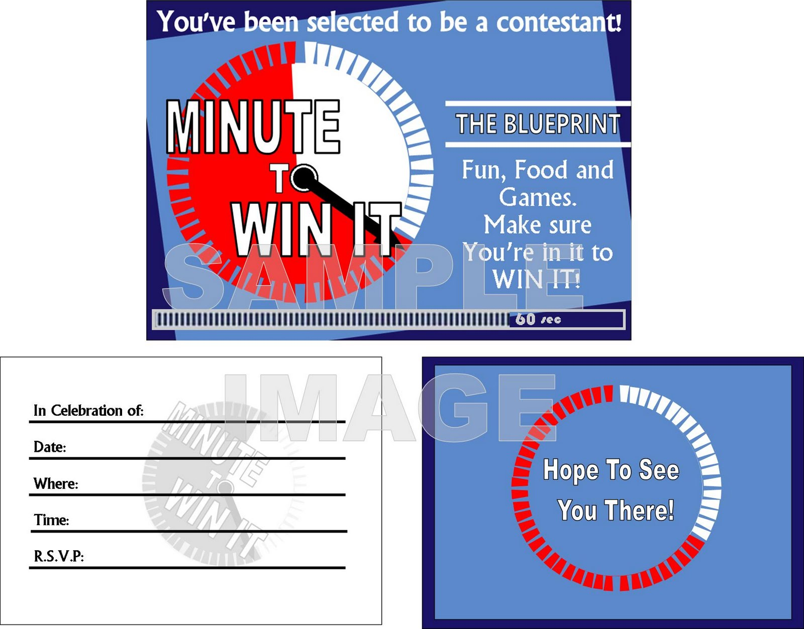 picture relating to Minute to Win It Blueprints Printable named A Frugal Everyday living: Instant towards Earn It Occasion Printables Products Research