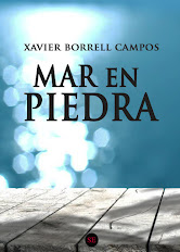 Mar en Piedra de Xavier Borrell