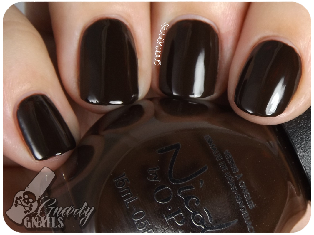 Nicole by OPI & Dove pair up for some decadent polish! Swatch ...