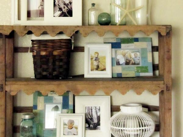 Summering up my Shelves