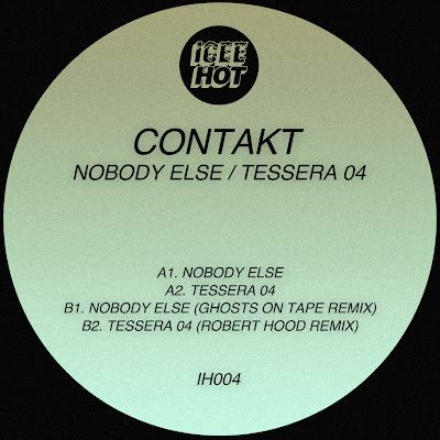 Discosafari - CONTAKT - Nobody Else / Tessera 04 - Icee Hot