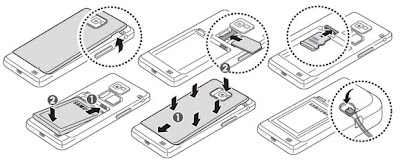 User Manual PDF Free Samsung Galaxy S II GT I9100