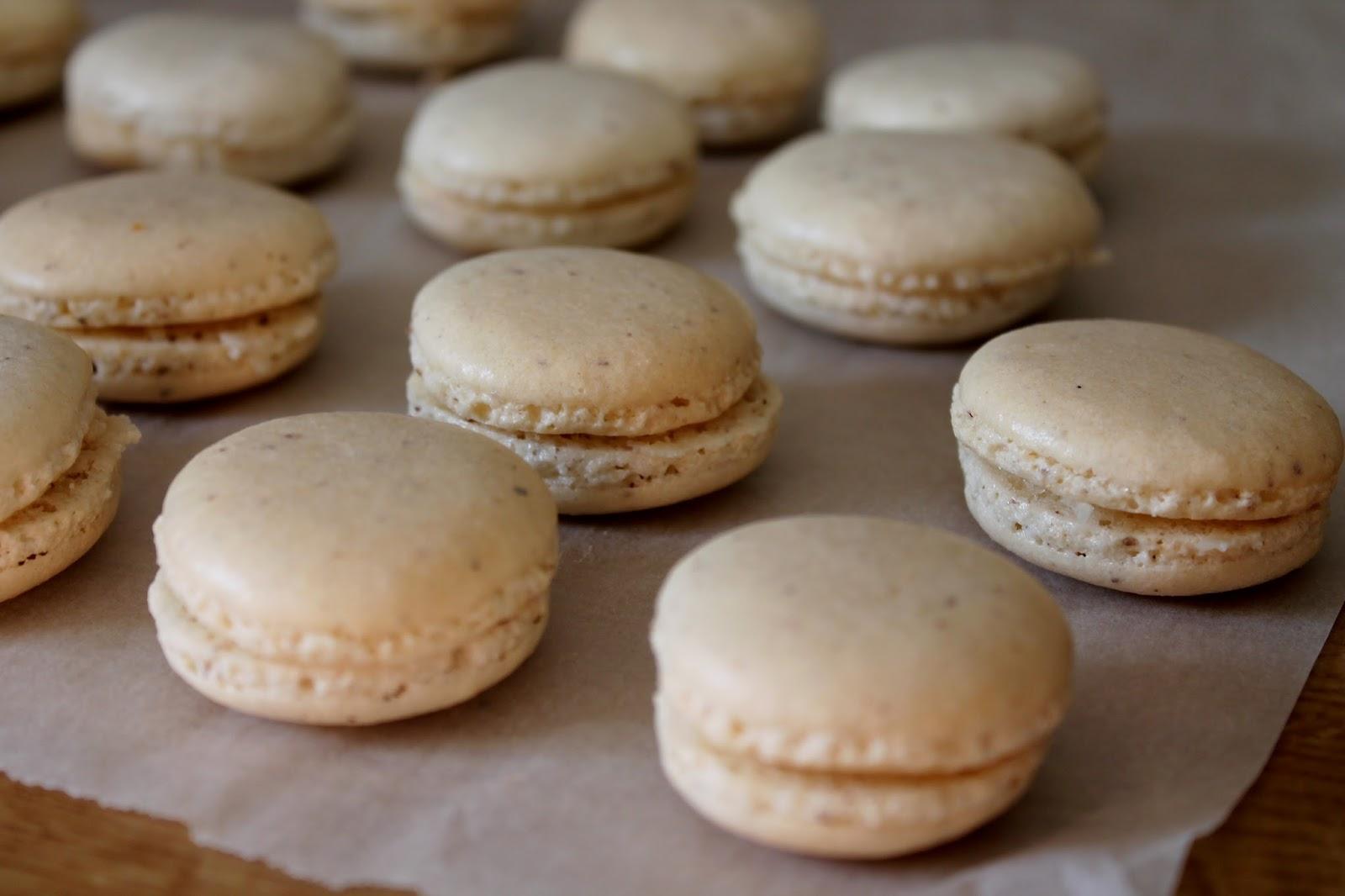 Très Macarons aux Kinder Bueno NQ91