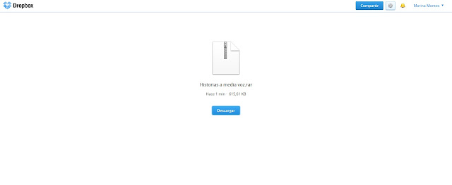 Compartir documentos Dropbox
