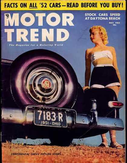 Motor Trend Magazine November 1969 - Hot Engines - Steve McQueen - Super Stocks