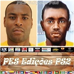 Wes Morgan (Leicester) e Jamaica PES PS2