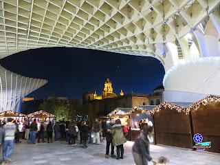 Sevilla - Iluminación Navidad 2013 - 02