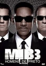 Filme MIB Homens De Preto 3 Dublado AVI BDRip