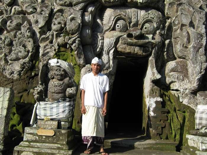 Goa Gajah (Elephant Cave) Bali