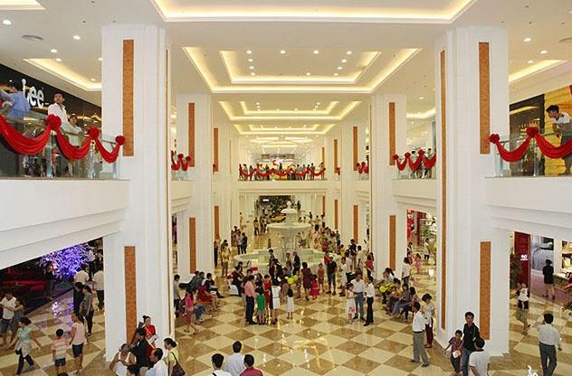 Vincom Center và Vincom Mega Mall