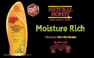 Natural Honey Moisture Rich