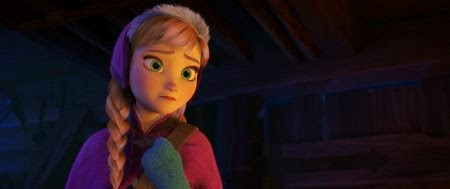 Frozen 2 is in the works.