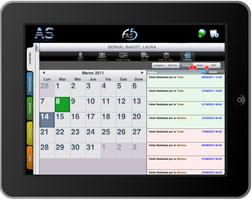iPad pantallazo