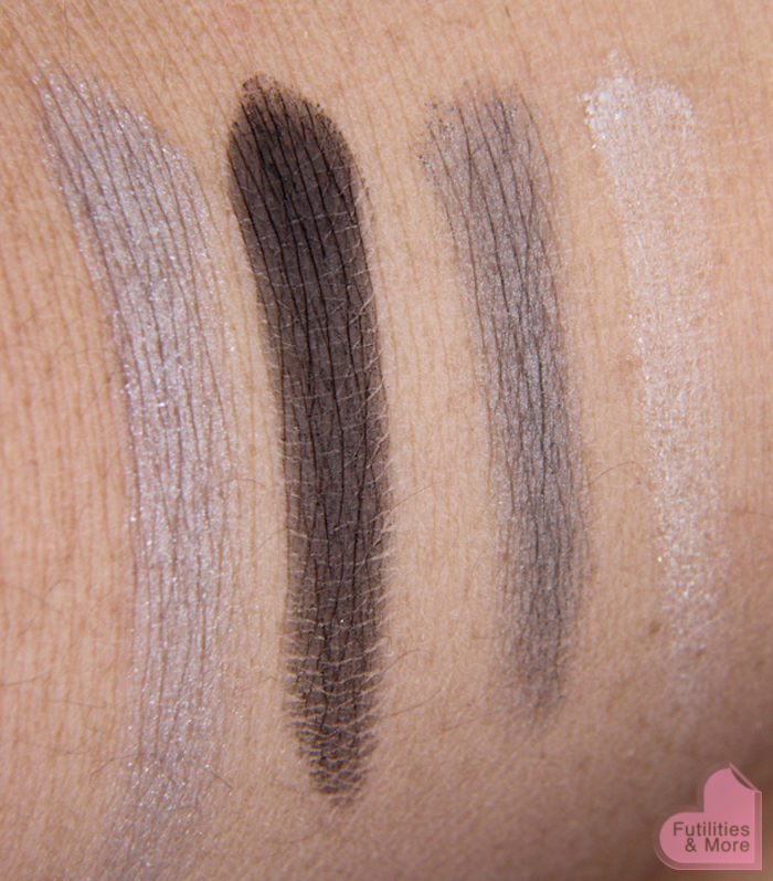 Rimmel Black Smokey Eye Quad