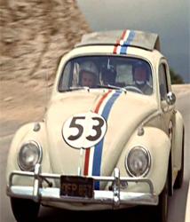 Herbie - Fusca Volkswagen