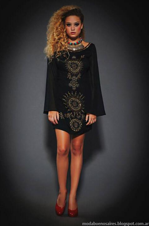 Vestidos invierno 2015 Moda. Sophya invierno 2015 vestidos.