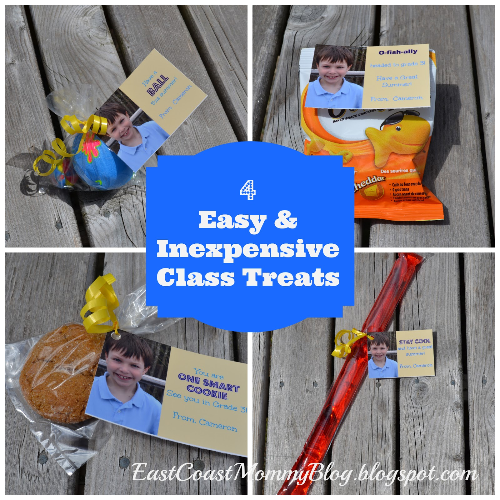 Classroom Treat Ideas ~ East coast mommy easy and inexpensive class treats